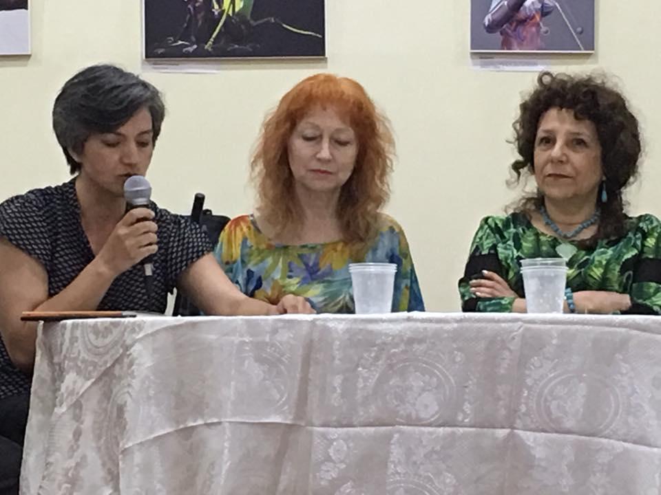 1er. Encuentro de Arte Disidente - Poemas de Haydee Herrera