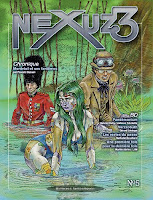 image illustration : NEXUZ3 # 5 : ILLUSTRATION DE COUVERTURE