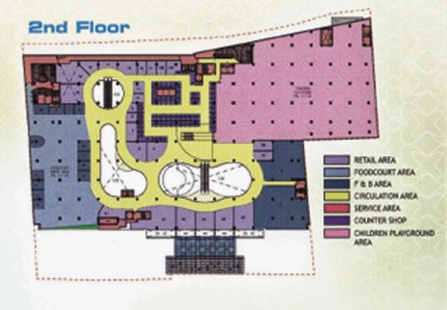 Rita Supermall Purwokerto 2nd Floor (Lantai 2)