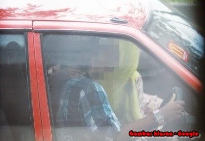 Luahan Sedih Suami Apabila Terakam Isteri Curang Dalam Kereta