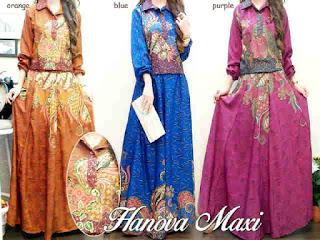 Hanova Maxi Dress