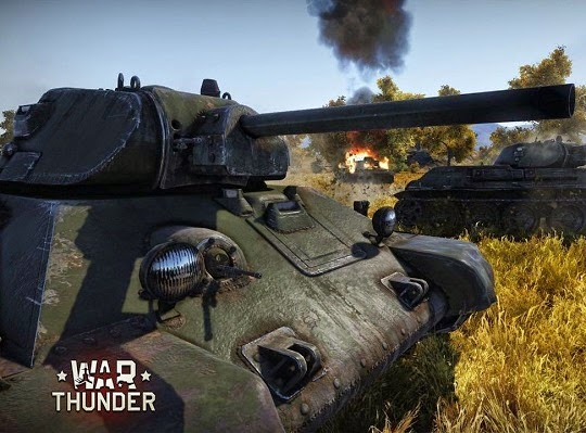 что лучше танки онлайн или war thunder