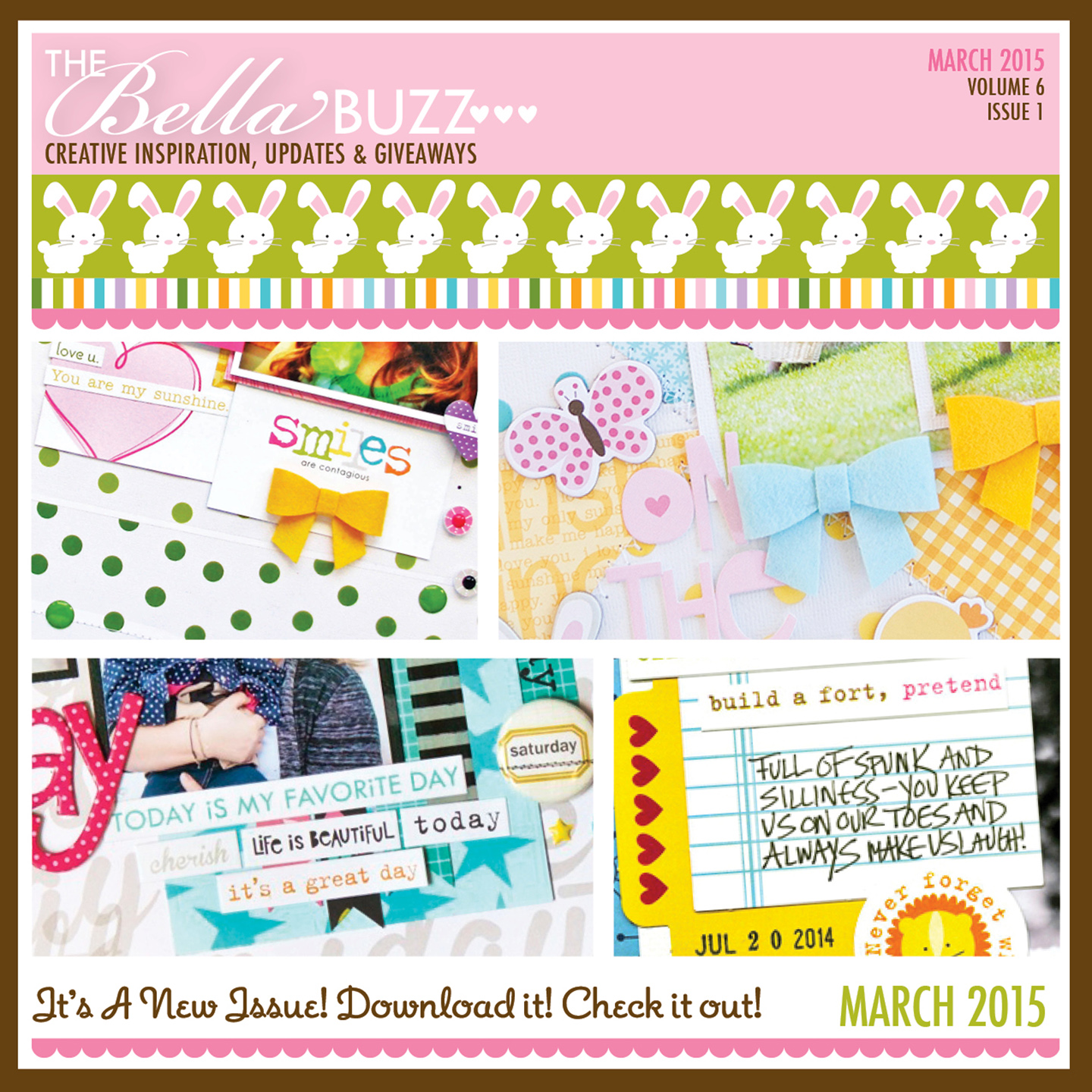 The Bella Buzz - March 2015