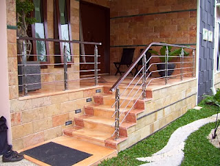 contoh model teras rumah minimalis kumpulan gambar desain