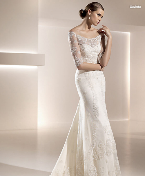 Cheap Wedding Gowns Online Blog: Pronovias wedding dresses fashion