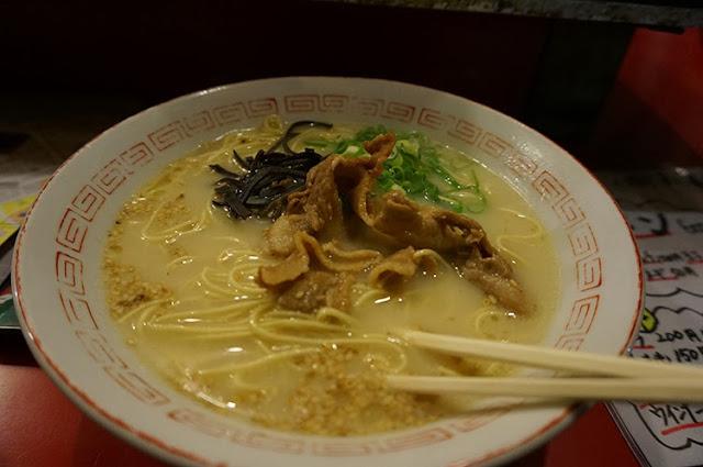 Hakata Ramen in Fukuoka