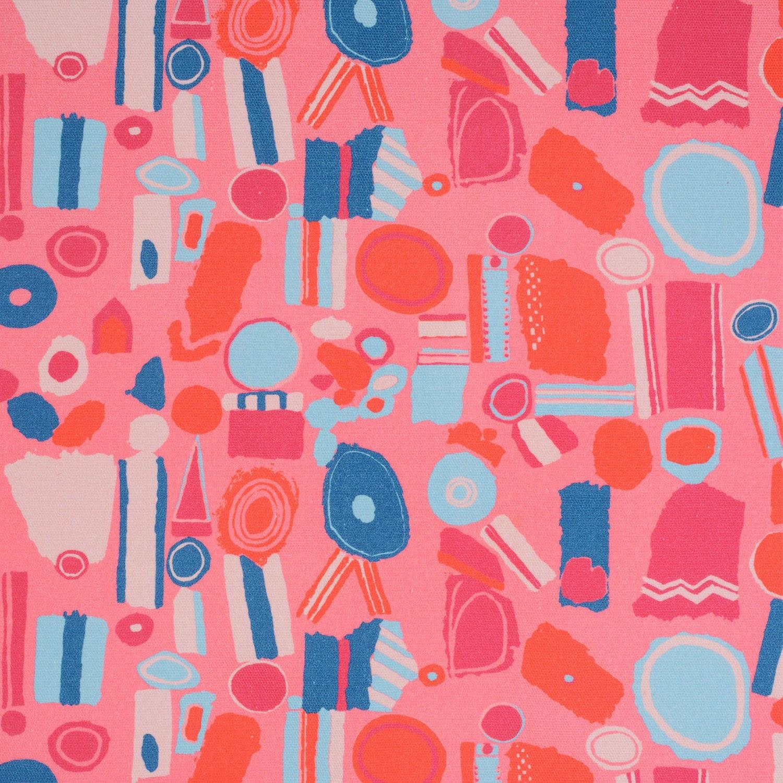 Heal's fabrics Top Brass 2 by Zandra Rhodes