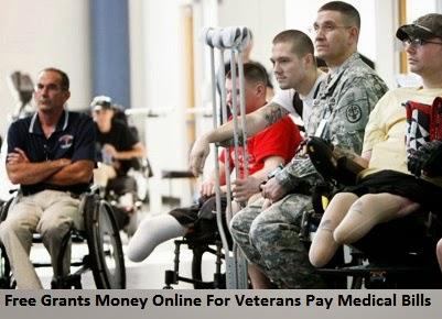 Free-Grants-Money-Online-For-Veterans-Pay-Medical-Bills