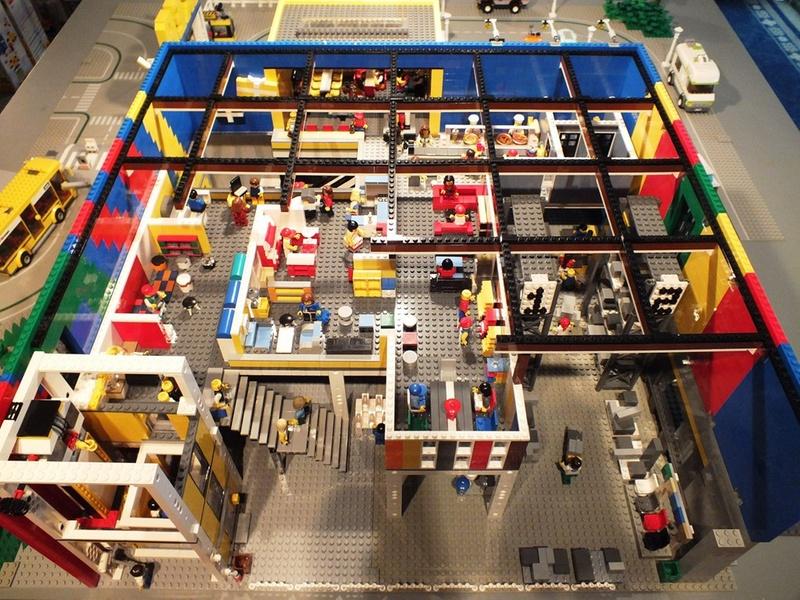 DeToyz Shop: Lego MOC - Lego Ikea
