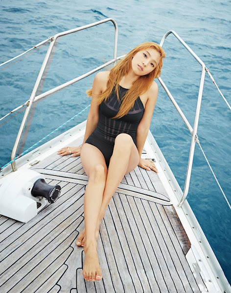 SISTAR Bora Cosmopolitan June 2015