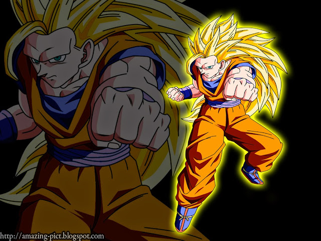 Goku Super Saiyan 3 Dragon Ball Z Wallpaper Desktop