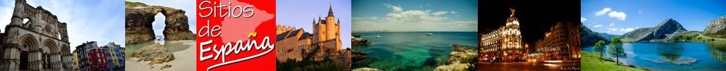 Sitios de España