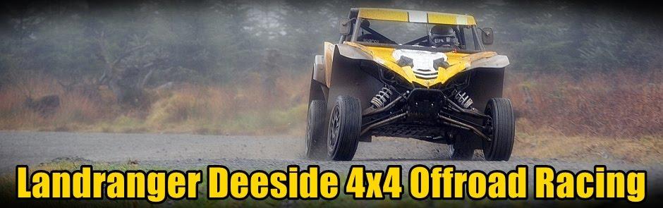 Landranger Deeside 4x4 Offroad Racing