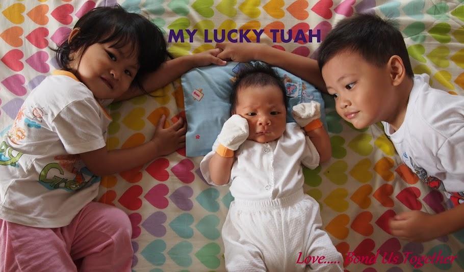 My Lucky Tuah