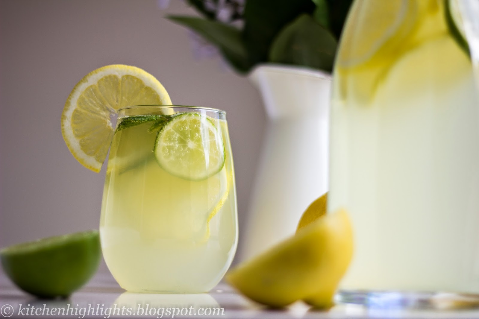 There's nothing more refreshing than a glass of cool lemonade on a warm day
