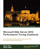 SQL Server 2012 Performance Tuning book by Ritesh Shah
