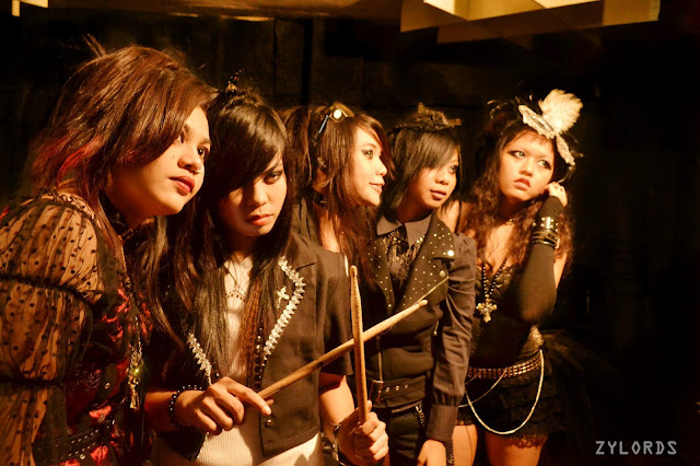 Zylords Visual Kei Group photo