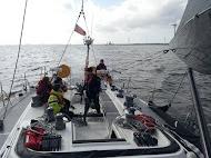 Kortaste seglatsen någonsin?