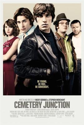 Cemetery Junction film poster