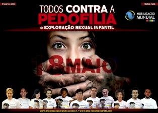 PEDOFILIA COMBATE A EXPLORAÇÃO SEXUAL,ABUSO TRÁFICO DE PESSOAS