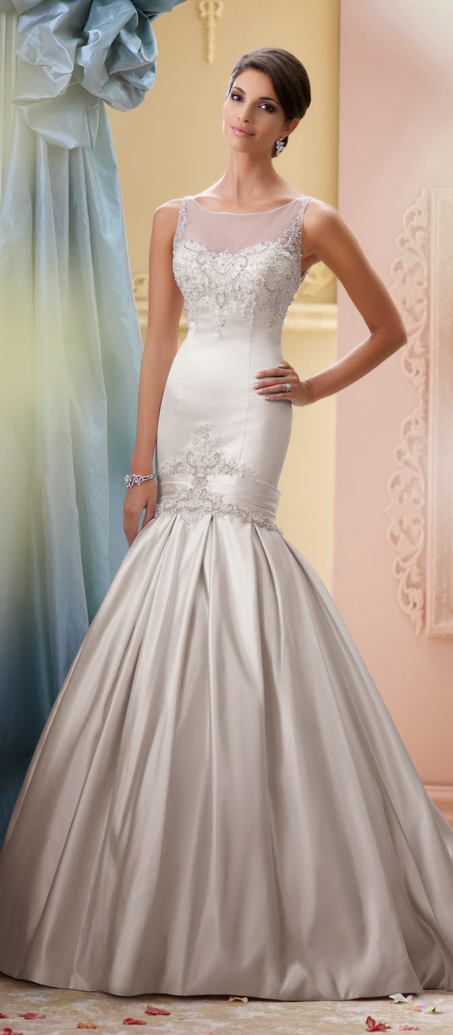 David tutera for mon cheri spring 2015 bridal collection belle david tutera for mon cheri spring 2015 bridal collection belle the magazine ombrellifo Image collections