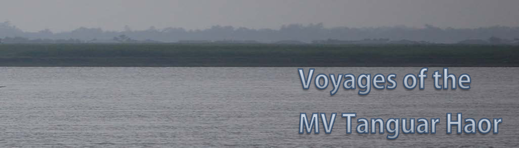 The Voyages of the M.V. Tanguar Haor