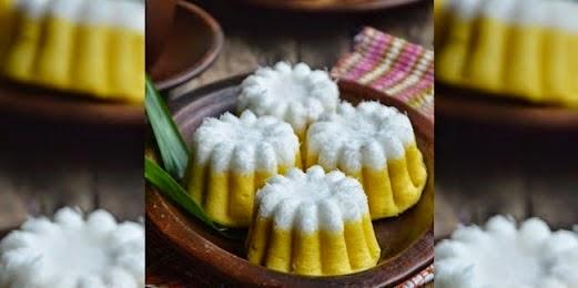 Resep Kue Natal Putu Ayu Labu Kuning