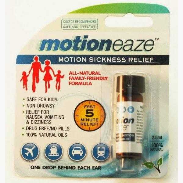 remedio antimareo en barco  gotas Motion Eaze en malamarshop.com