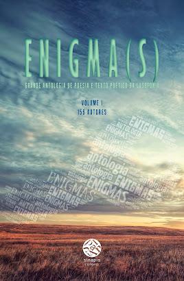 Antologia ENIGMA(S) – Volume I da SINAPIS editores