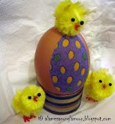 Huevo de Pascua huevo de pascua