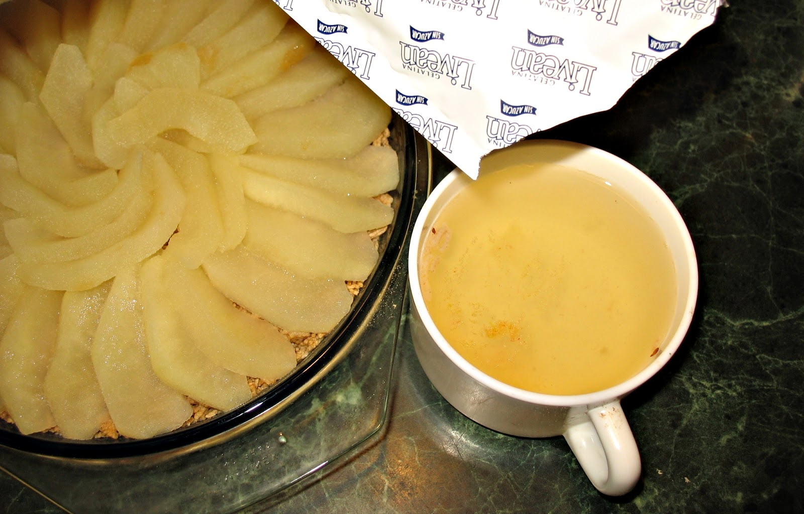 Qu cocinamos hoy tarta de manzana f cil r pido for Que cocinar hoy facil y rapido