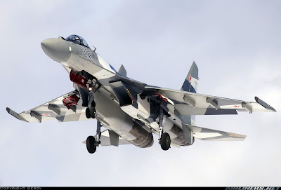 Sukhoi Su-35BM (photo : Sergey)
