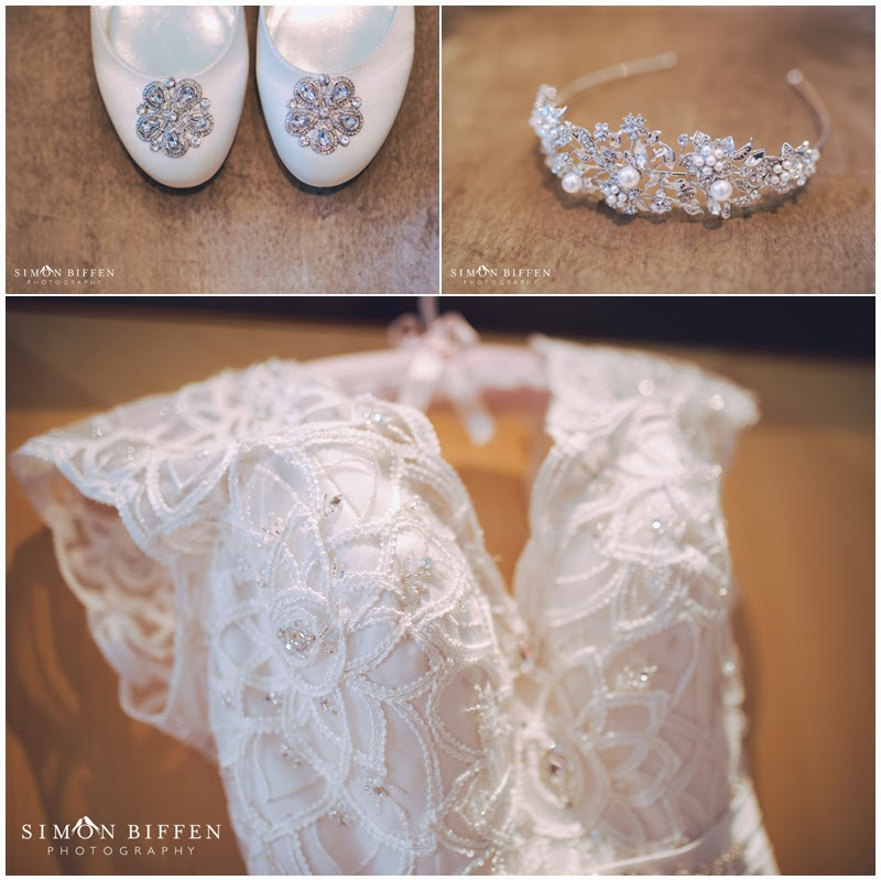 Bridal detail photographs
