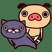 PANPAKA PANTS - Animated Stickers2
