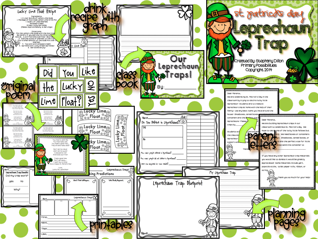 http://www.teacherspayteachers.com/Product/Leprechaun-Trap-Planning-Poem-and-Float-1160797