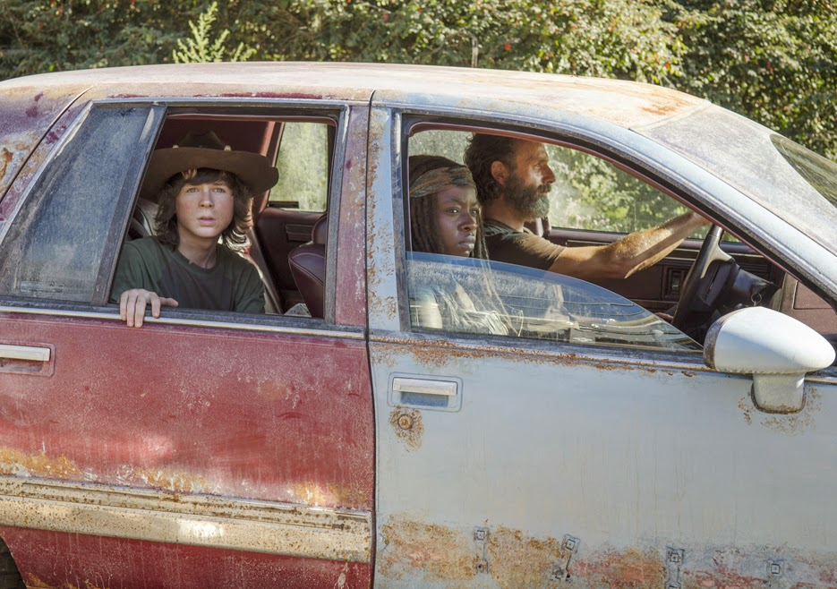 "The Walking Dead - 5x11 - La distanza (titolo originale ""The distance"")"
