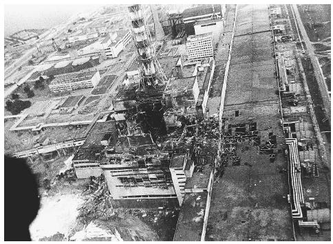 Chernobyl Atomic/Nuclear Disaster – April 26, 1986