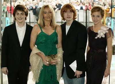harry potter cast through the years billyinfo11 Evolusi Pelakon Pelakon Filem Harry Potter   Dari Kecil Hingga Dewasa