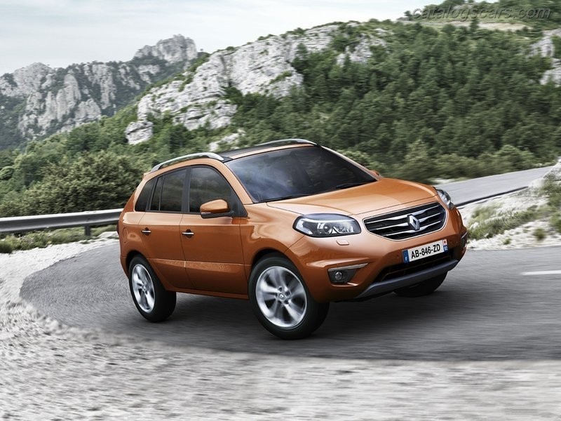 ��� ����� ���� ������ 2013 - ���� ������ ��� ����� ���� ������ 2013 - Renault Koleos Photos
