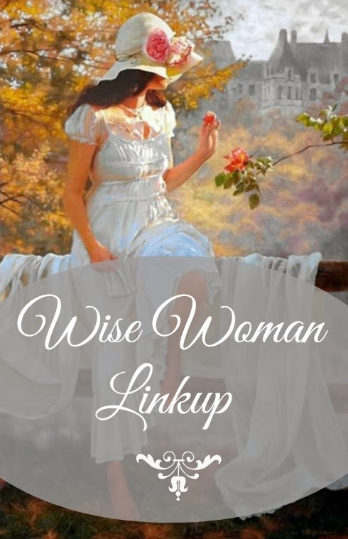 Wise Woman Linkup Button