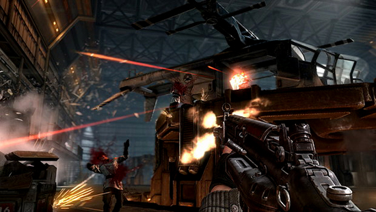 Wolfenstein The New Order - Reloaded 2014 Screenshot 4