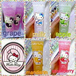 HELLO KITTY PEELING GEL