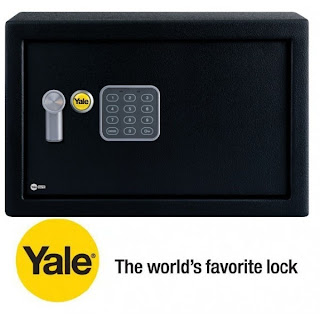 Yale Medium Size Digital Safe YSG/250/DB1