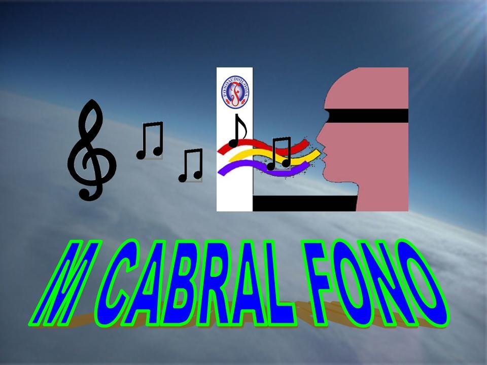 Marcio Cabral Fono Músico