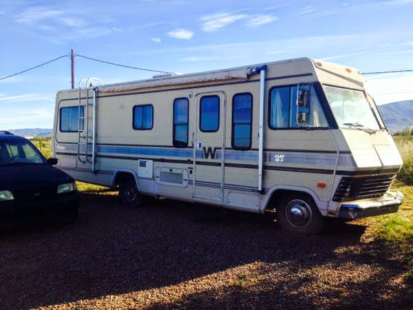 Wonderful I Have Never Owned A Motorhome, Only A Travel Trailer Im Looking At A 1984 Winnebago Chieftan 33 Foot Motorhome It Has A Single Rear Axle And Looks To Have One Heck Of An Overhang It Is Built On A Chevy Chassis And Has A 454 For Power