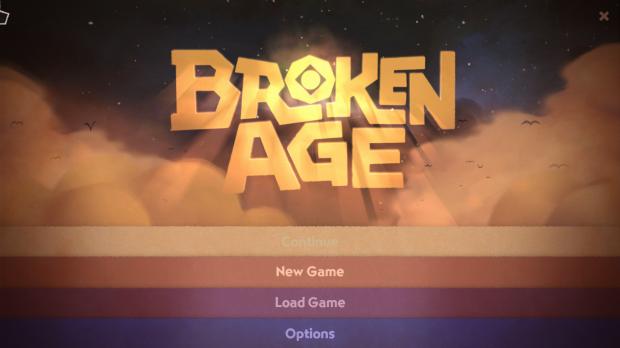 broken age menu