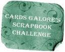 Scrapbook Challenge