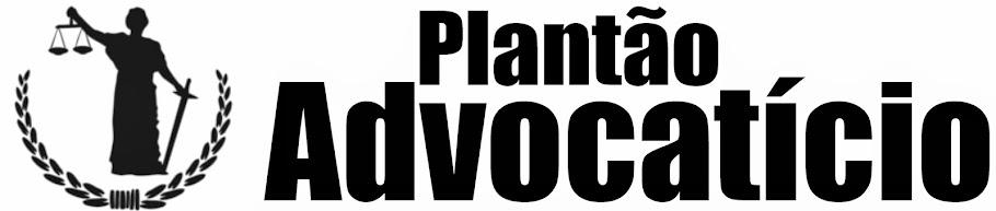 PLANTÃO ADV