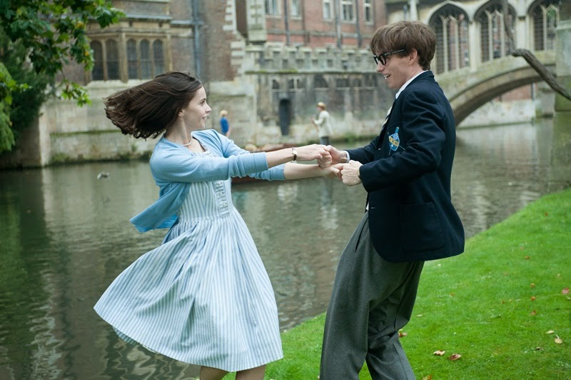 Teorie všeho (The Theory of Everything) – Recenze