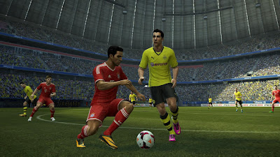 Download Patch 5.0 PES 2013 - Pacth Update Terbaru 02/08/201